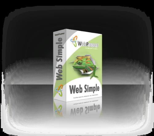Statické www - Web Simple