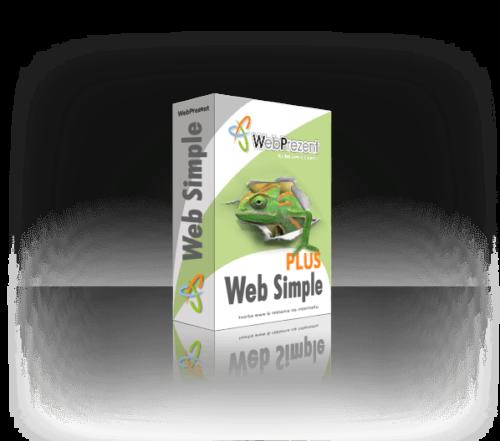 Web Simple - Standard PLUS