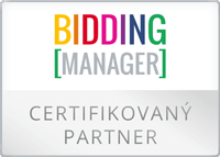 Certifikát Bidding Manager