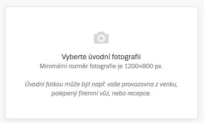 Firmy.cz - Úvodní fotografie