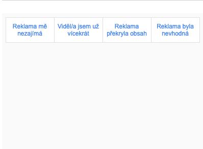 Google Ads: důvod blokace